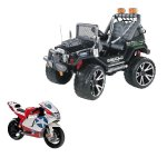 Peg Perego Children's cars and accessories