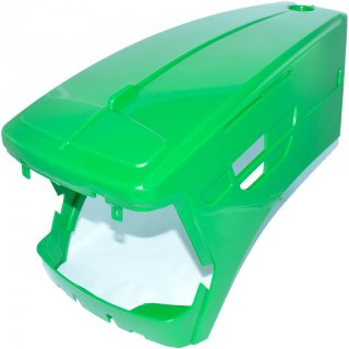 Peg Perego John Deere Ground Loader Motorhaube
